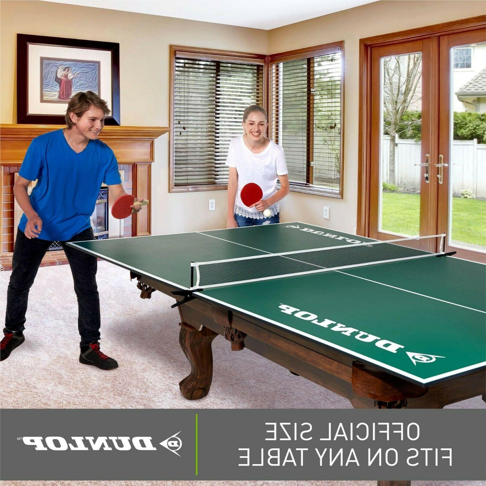 table tennis conversion top official size ping