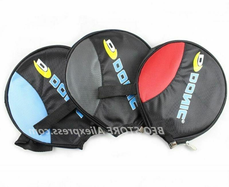 Table Ping Bag Pouch Bats Cover Set Professional