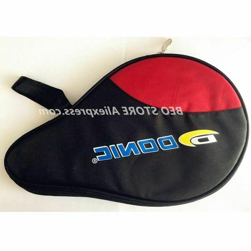 Table Ping Racket Pouch Bats Cover Set Professional
