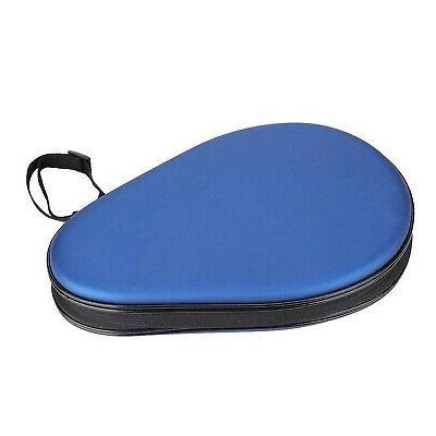 table tennis racket hard case waterproof pu