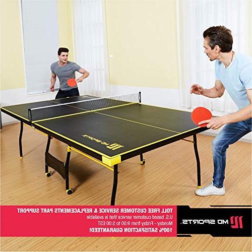 MD Set, Regulation Table and Balls - &