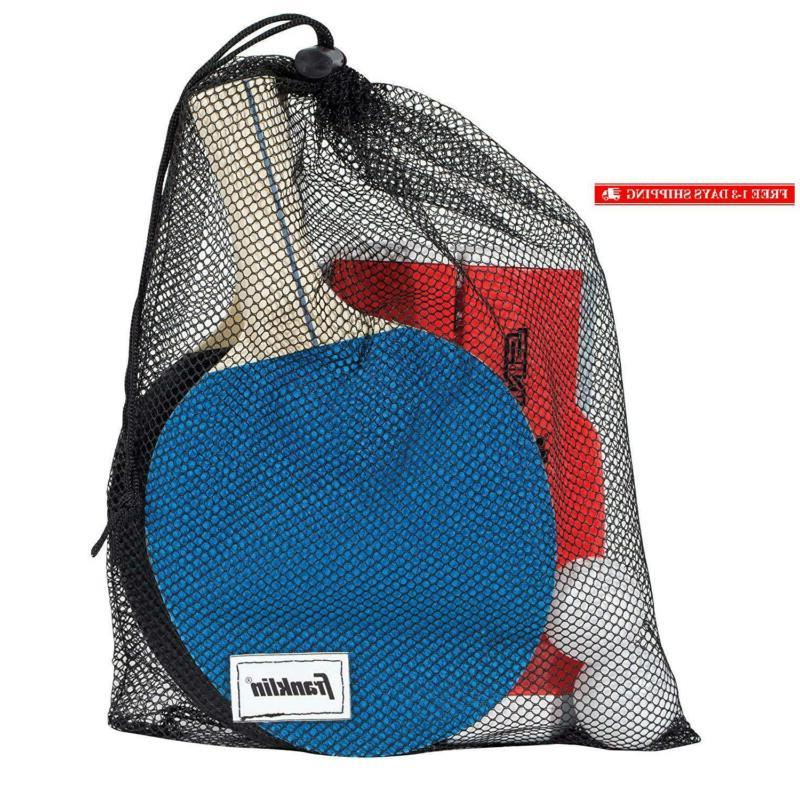 Franklin Sports To-Go – Complete Ping-Pong Set
