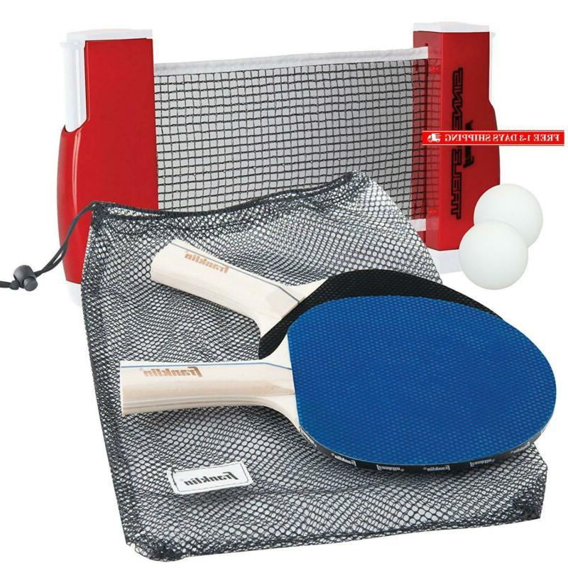 table tennis to go complete portable ping