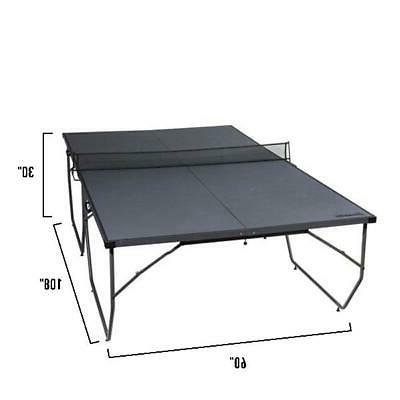 Tennis Table Ping Pong Official Sized Game Franklin US