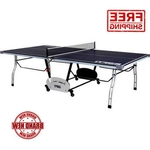 Tennis Table Ping Pong Outdoor Sports Game 4-Piece Backyard