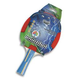 LIGHTNING Table Tennis Ping Pong Bat Classic 5 star Bat Top
