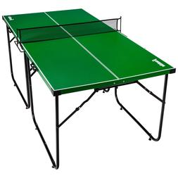 Franklin Sports Official Height Mid Size Table Tennis Table