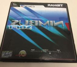 New Tibhar Nimbus Soft Max Red Ping Pong Table Tennis Rubber