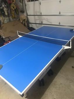 New Stiga XTR Ping Pong Table Indoor/ Outdoor T8576 Big Whee