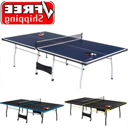 official size outdoor indoor tennis ping pong