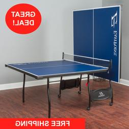Outdoor Ping Pong Table Folding Tennis Table Indoor Full Off