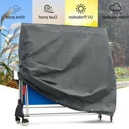 Outdoor 210D Waterproof Ping Pong Table Cover Tennis Table C