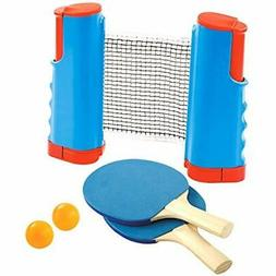 Bundaloo Ping Pong Net For Any Table - Tennis Sports Gear Co