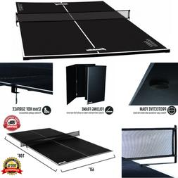 Ping Pong Sports Table Tennis Conversion Top Pool Game Play