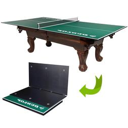 Ping Pong Table Official Size Conversion Top Fits Over Pool