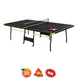ping pong table tennis folding huge size