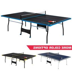 PING PONG TENNIS TABLE PADDLES AND BALLS Set Indoor Outdoor