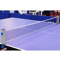 Portable Retractable Adjustable Table Tennis Ping Pong Net R