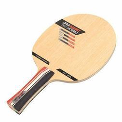 TIBHAR Rapid Carbon Light  Table Tennis Ping Pong Racket Bla