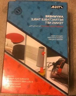 Stiga Retractable Ping Pong Table Tennis Net Set