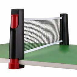 Retractable Table Tennis Ping Pong Net Kit Telescopic Replac