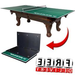 Table Tennis Conversion Top Ping Pong Official Size Tourname