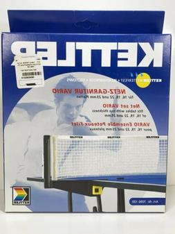 Kettler Table Tennis Ping Pong Net Replacement Set - Brand N