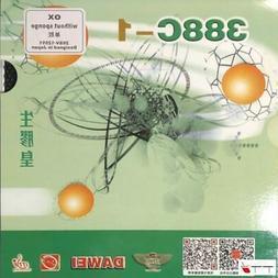 Dawei Medium Pips Table Tennis Ping Pong Rubber 388C-1 King