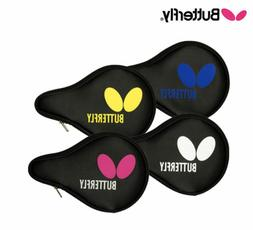 Butterfly Table Tennis Racket Full Cover Logo Ping Pong Rack