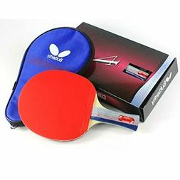 Butterfly Table Tennis Racket Set -1 Ping Pong Paddle –1 P