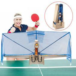 Table Tennis Robot Tennis-Ball-Machine Ping Pong Training Ma