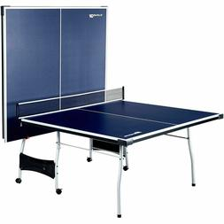MD Sports Table Tennis Set, Regulation Ping Pong Table with