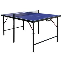 TABLE TENNIS TABLE 60-Inch Foldable Portable Sports Game Acc