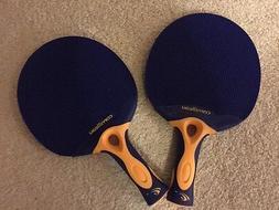 CORNILLEAU Tacteo Composite Duo Table Tennis Set