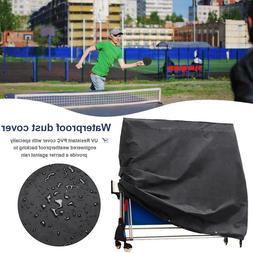 Waterproof Dustproof Folding Table Tennis Ping Pong Table Pr