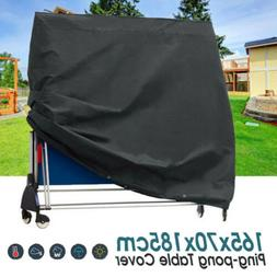 Waterproof Ping Pong Table Cover Tennis Table Cover Protecto