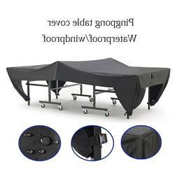 Waterproof PingPong Table Storage Tennis Sheet Indoor Outdoo